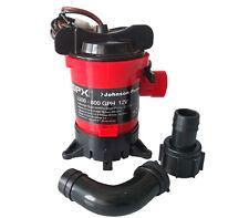 Johnson L550 - 12V - 50 L/min - 800 GPH