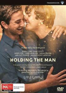 Holding The Man DVD Gay Homosexual Movie Themes LGBTQ - REGION 4 AUSTRALIA