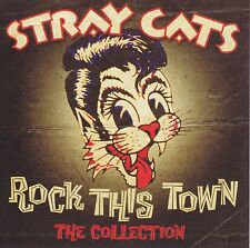 STRAY CATS - ROCK THIS TOWN THE COLLECTION CD ~ ROCKABILLY GREATEST HITS *NEW*