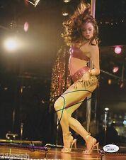 Rose McGowan Signed 8x10 Photo w/ JSA COA #L41804 + Proof Grindhouse Scream