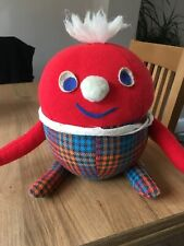 Vintage Humpty Dumpty Soft Toy