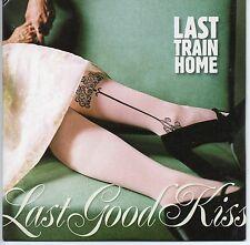 LAST TRAIN HOME -Last Good Kiss- Enhanced CD Single