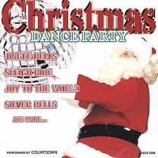 Countdown Singers : Christmas Dance Party CD