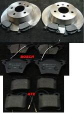 MERCEDES VITO BRAKE DISCS BRAKE  PADS REAR 108 110 11