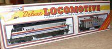 N2 Life Like US Diesellok 229 Amtrak mit Caboose