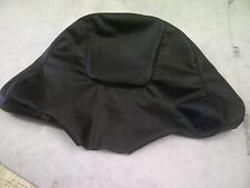 Harley Davidson Ultra Classic Backrest  Cover - FITS ALL Years Touring Backrests