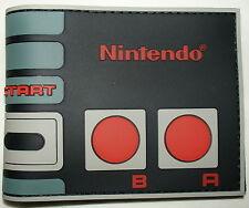 Nintendo - NES CONTROLLER WALLET - Mens Womens Boys Mario Bifold Unique COOL