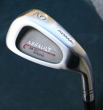 Adams Assault 9 Iron Original Graphite Shaft