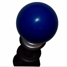 Solid Dark Blue shift knob fits Subaru STi 6 speed shifters  U.S MADE