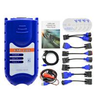 NEXIQ USB Link125032 Truck Fault Diagnosis Device Rubber Box  NEW