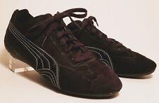 Puma SD Speed Cat Women's Aerobic Dance Trainers US 9 EU40 Black (2001?) RARE