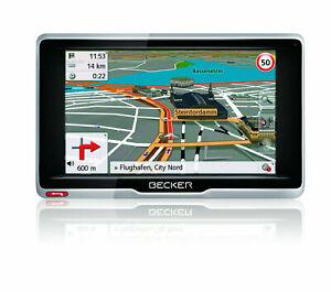 BECKER Navi active.5 EU Navigationsgerät Auto PKW Transit LKW 5 Zoll