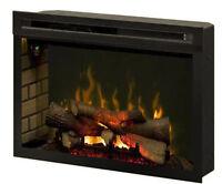"Dimplex 25"" Electric Fireplace Insert #PF2325HL"