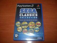 SEGA CLASSICS COLLECTION PS2 (PAL ESPAÑA PRECINTADO)