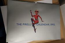 Pirelli Kalender von 1992 Neuzustand mit OVP Wertanlage