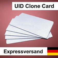 1-20 NFC 1k Clone Cards 4-Byte RFID Tag Karte S50 kompatibel mit Mifare Classic