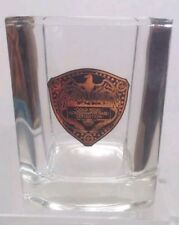 Jack Daniels GoldMedal Louisiana Purchase Exposition Whisky Glass christmas gift