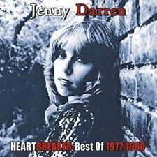 Jenny Darren - Heartbreaker: Best Of 1977-1980 (2015)  CD  NEW  SPEEDYPOST