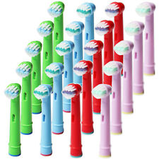 New 20x Generic Oral-B Eb10 Stages Power Replacement Brush Heads for kids Age 3+