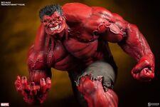 Marvel: Sideshow: RED HULK Premium Format statue - RARE (thor/gladiator/grey)