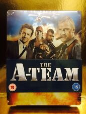 STEELBOOK Blu-ray THE A TEAM [ Play.com Limited 4000 ex ]