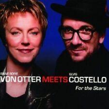 ANNE SOFIE VON OTTER & ELVIS COSTELLO - FOR THE STARS  CD  18 TRACKS  NEW!