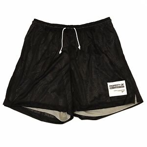 Nike Standard Issue Men's Reversible Basketball Shorts CQ7995-010 Size 4XL