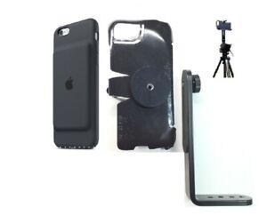 SlipGrip Custom Made Holder For Apple iPhone Using Smart Battery Case