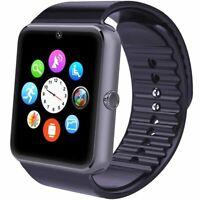 Willful Smartwatch Reloj Inteligente Android con Ranura para Tarjeta SIM,Pulsera