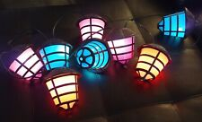 Outdoor string lights for patio