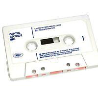 CAPITOL RECORDS EMI MAY 1978 PROMO CASSETTE ALBUM MINK DEVILLE DR HOOK MAZE