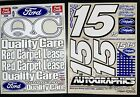 Autographics RC Decals 1/10 Ford Quality Care #15 New