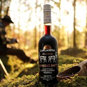 FINNLAND LAPLANDIA ESPRESSO SHOT COFFEE FLAVORED VODKA 0.7 L