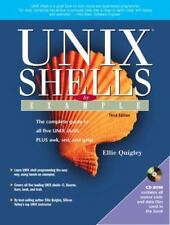 Unix Shells by Example, 3rd Edition by Quigley, Ellie