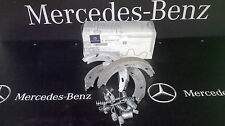 Handbrake Shoe Kit Mercedes C Class 203 Coupe models Rear Brake Genuine Parts
