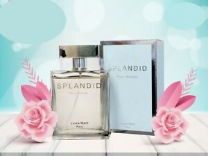 Splandid Pour Homme by Laura Mars HIGH CONCENTRATED 3.4 oz 100 ml EDP IN BOX