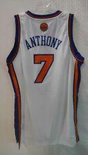 Adidas NBA Swingman New York Knicks Carmelo Anthony Jersey White XL