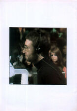 THE BEATLES POSTER PAGE . 1970 JOHN LENNON TOP OF THE POPS INSTANT KARMA! . K11