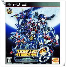 PS3 Super Robot Wars OG: The Moon Dwellers SONY Bandai Namco Simulation Games