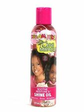African Pride Dream Kids Olive Miracle Soothe Restore And Shine Oil 177 ml