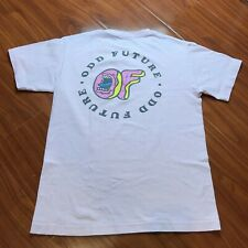 Odd Future x Santa Cruz Skateboards T-Shirt Mens Small Pink Donut