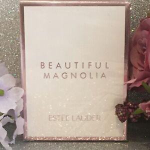 ESTEE LAUDER 'BEAUTIFUL MAGNOLIA'🎀30ml Eau De Parfum🎀NEW + CELLOPHANE SEALED