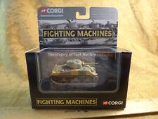 Corgi Fighting Machines History Of Tank Warfare M4 Sherman Tank CS90108