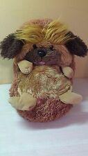 Exclusive 15 inch Hide Away Pet - Briard Sheep Dog HTF stuffed animal toy Plush