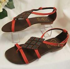 37 Sandali e scarpe rosse per il mare da donna