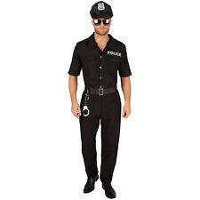 Herrenkostüm Polizist Cop Uniform sexy Polizeikostüm Streifenpolizist Fasnacht