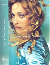 Madonna Very Good (VG) Inlay Condition Music Cassettes