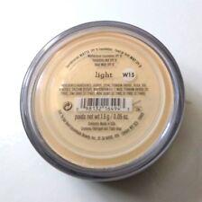 bareMinerals Matte SPF 15 Light W15 Loose Powder Foundation 1.5g Travel Size