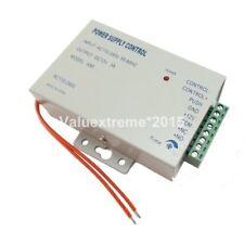 AC110-240V DC12V PowerSupply Door Lock Entry Access Control System RFID K80 S349