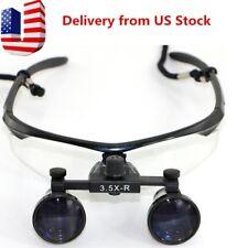 3.5X420mm Dental Loupes Surgical Medical Binocular Optical Glass CICADA